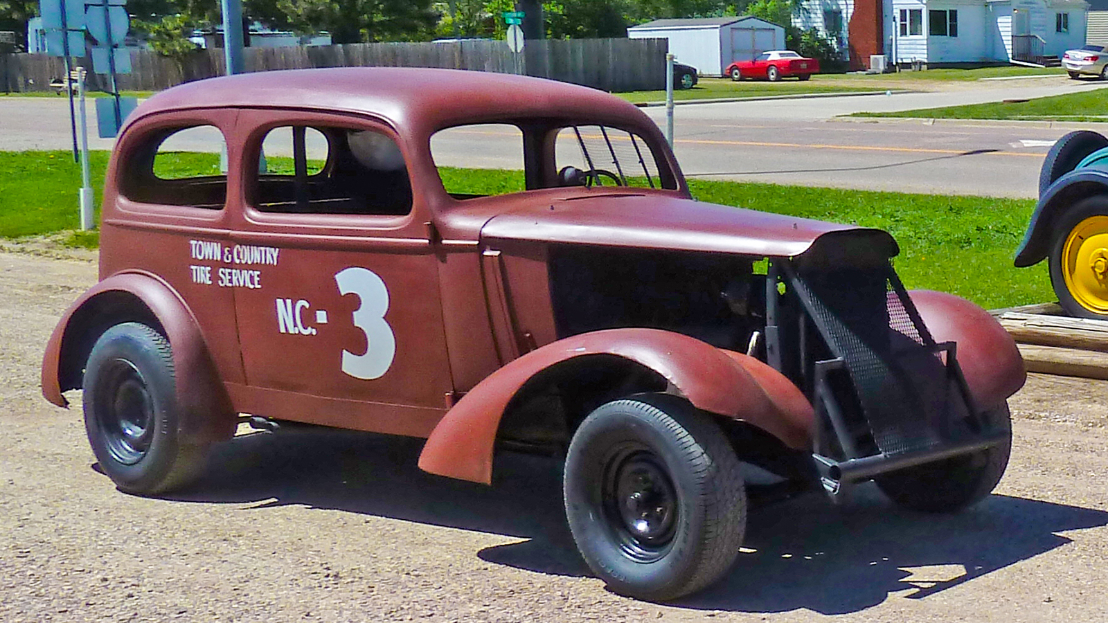 1936 Chevy Stock Car