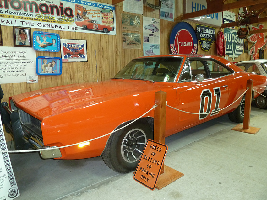The Original General Lee 1969 Dodge Charger
